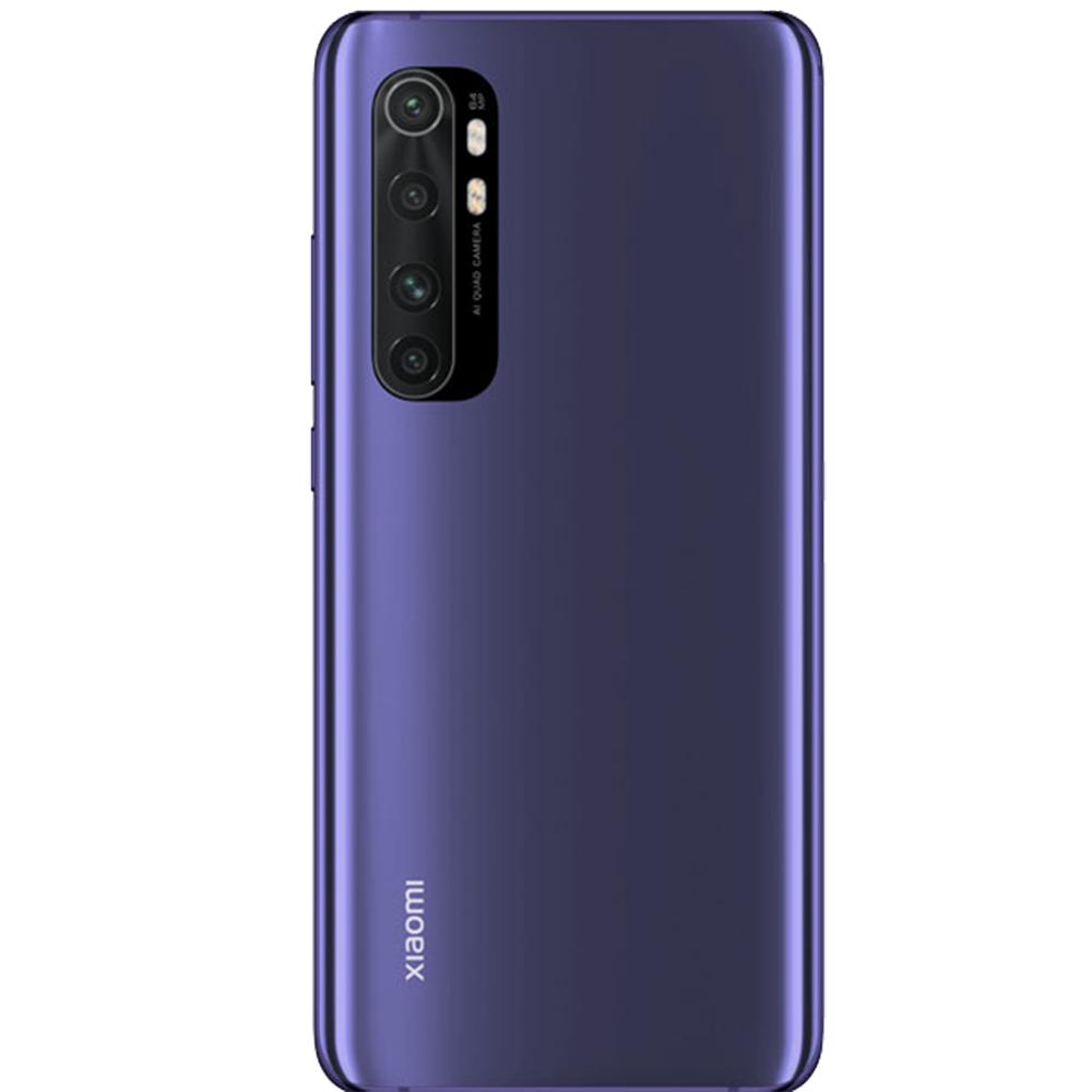 Mi Note 10 Lite Dual Sim Fizic 128GB LTE 4G Violet Nebula Purple 6GB RAM