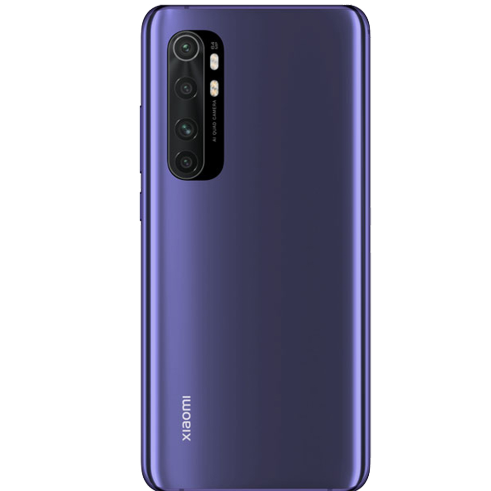 Mi Note 10 Lite Dual Sim Fizic 64GB LTE 4G Violet Nebula Purple 6GB RAM