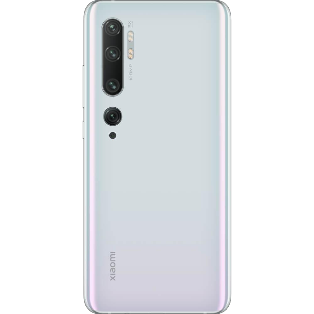 Mi Note 10 Pro Dual Sim Fizic 256GB LTE 4G Alb Glacier 8GB RAM