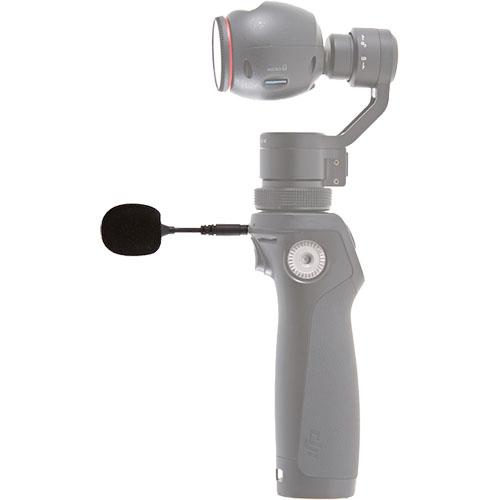 Microfon Flexi Pentru Camera Osmo