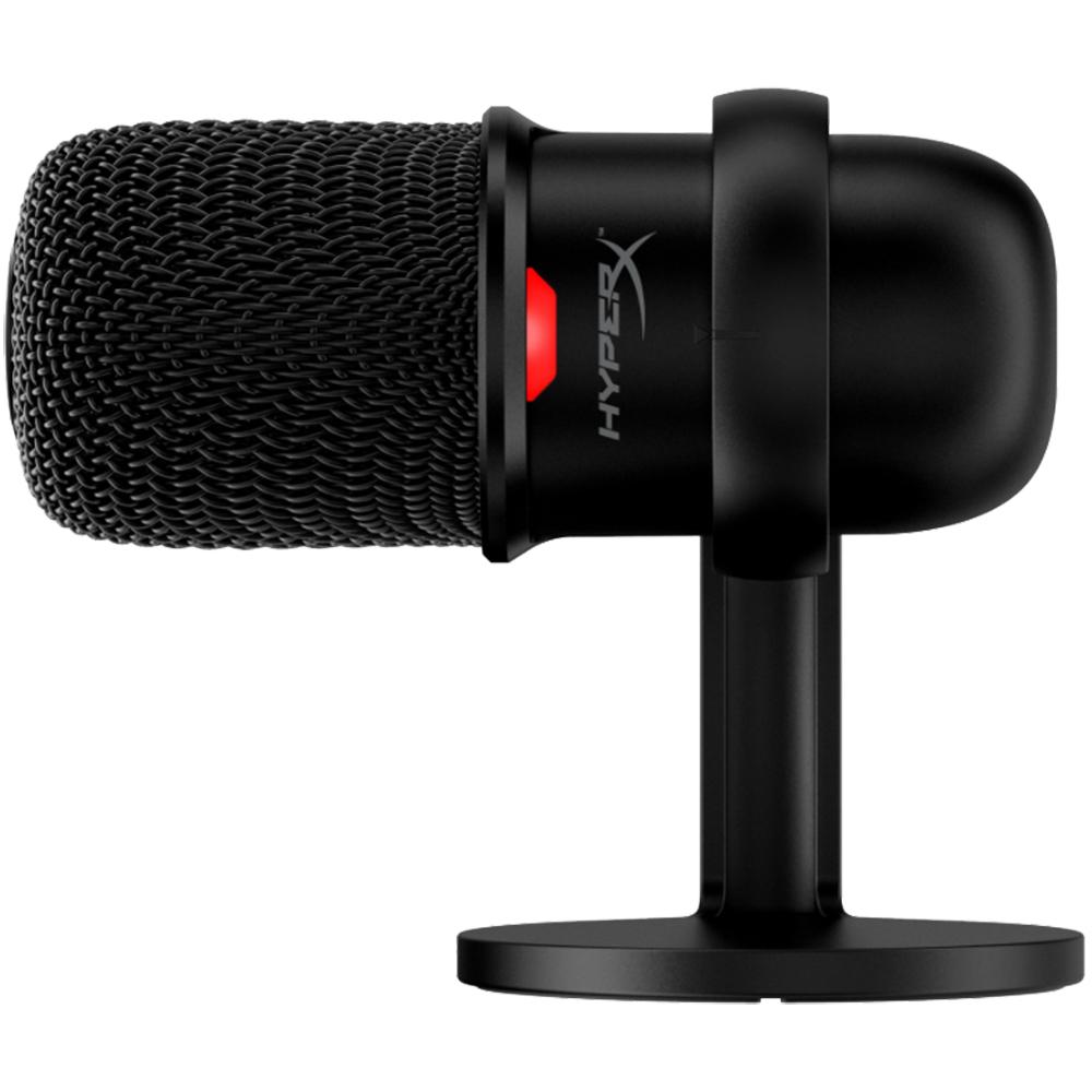 Microfon Gaming SoloCast USB Negru