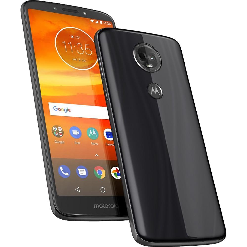 Moto E5 Plus Dual Sim Fizic 32GB LTE 4G Negru 3GB RAM