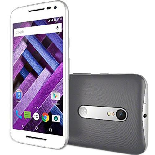 Moto G Dual Sim 16GB LTE 4G Alb Turbo Edition