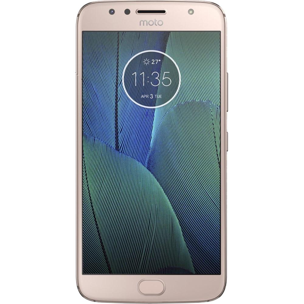 Moto G5S Plus Dual Sim Fizic 32GB LTE 4G Auriu 4GB RAM