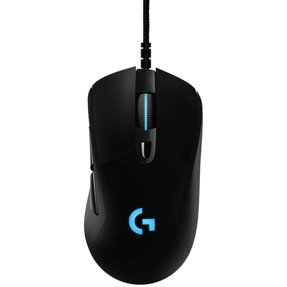 Mouse Cu Fir Prodigy G403  Negru