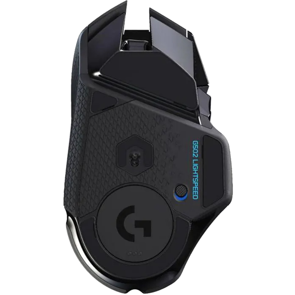 Mouse Gaming G502 HERO Lightspeed, 25.600 DPI, Powerplay, Hero 16K, 400+IPS, Negru