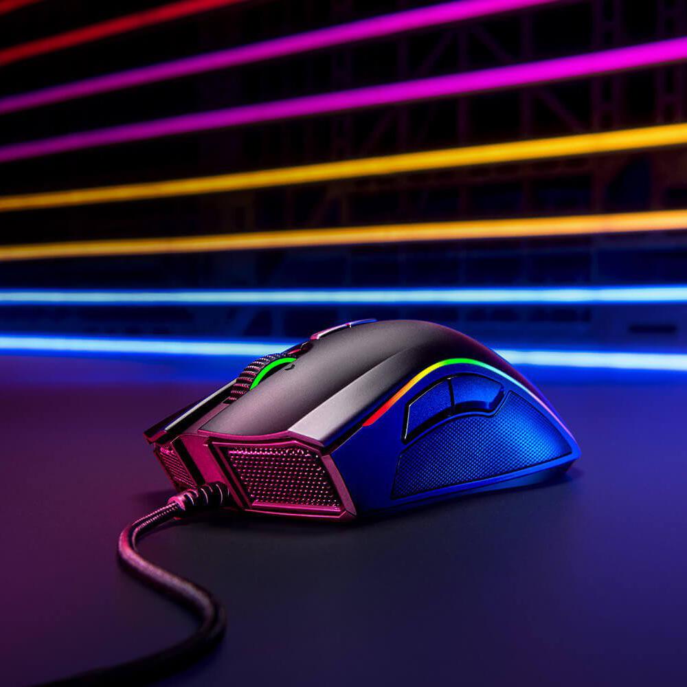 Mouse Mamba Elite Gaming