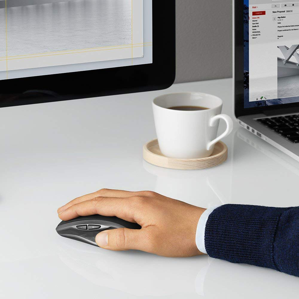 Mouse Wireless Anywhere 2S  Negru