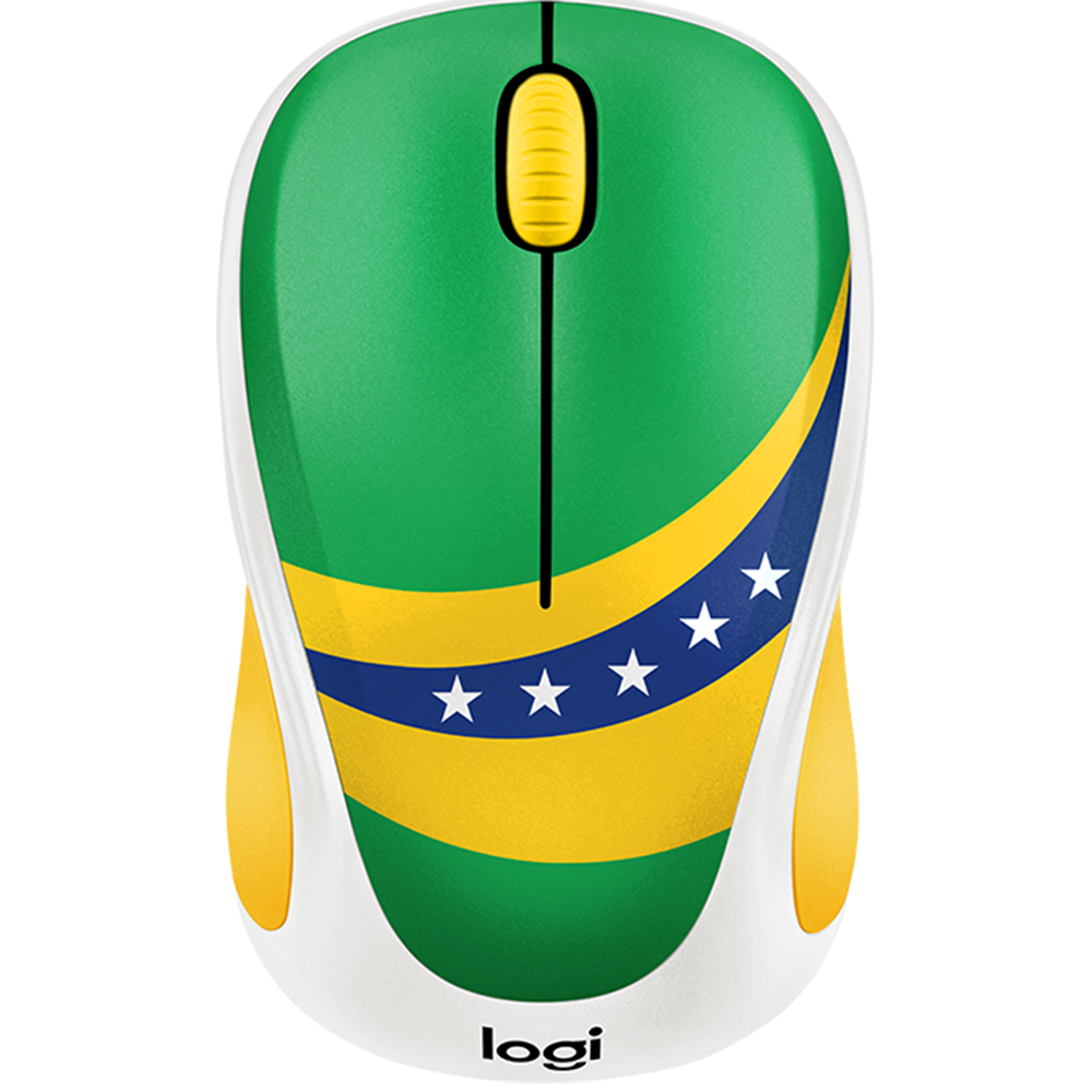 Mouse Wireless M238 Brazil