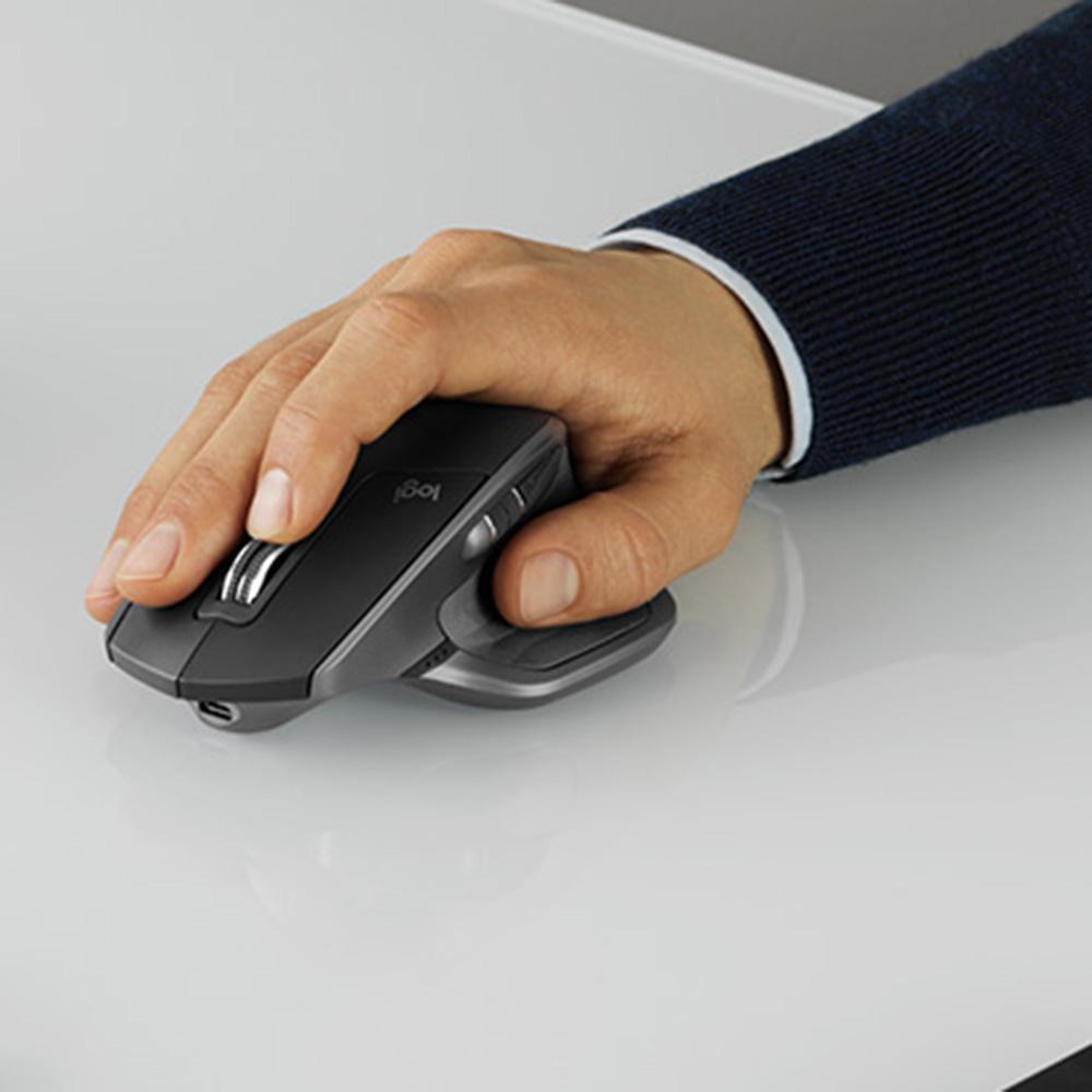 Mouse Wireless MX Master 2S  Negru