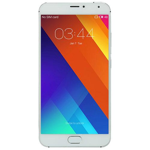 MX5 Dual Sim 16GB LTE 4G Alb Argintiu