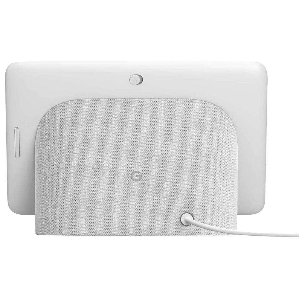 Nest Hub + Google Asistent Personal Alb