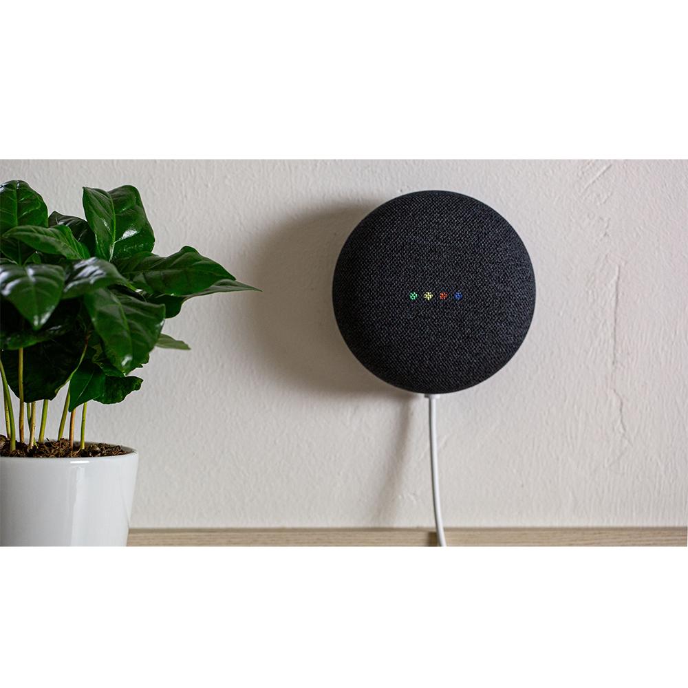 Boxa Inteligenta Nest Mini 2nd Gen, Google Asisstant, Microfon, Control Vocal, Negru