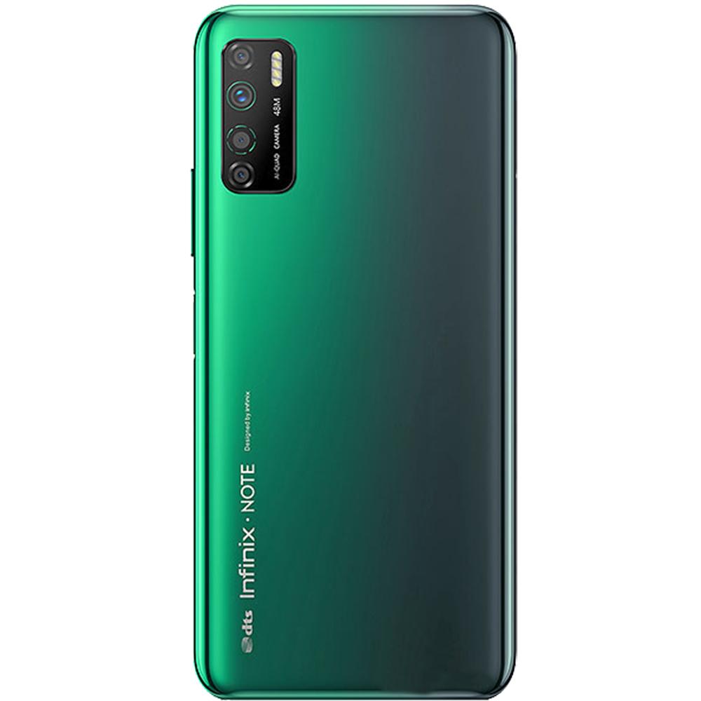 Note 7 Lite Dual Sim Fizic 128GB LTE 4G Verde 4GB RAM