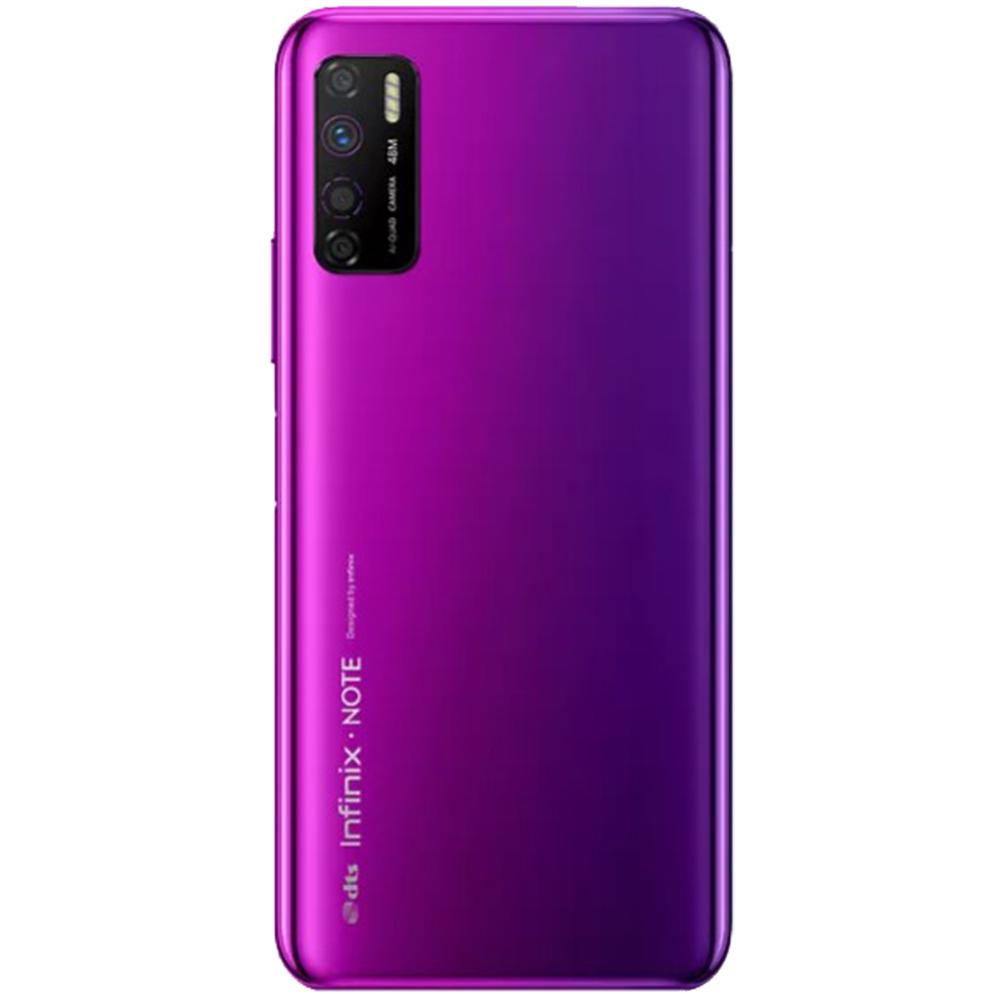 Note 7 Lite Dual Sim Fizic 128GB LTE 4G Violet 4GB RAM