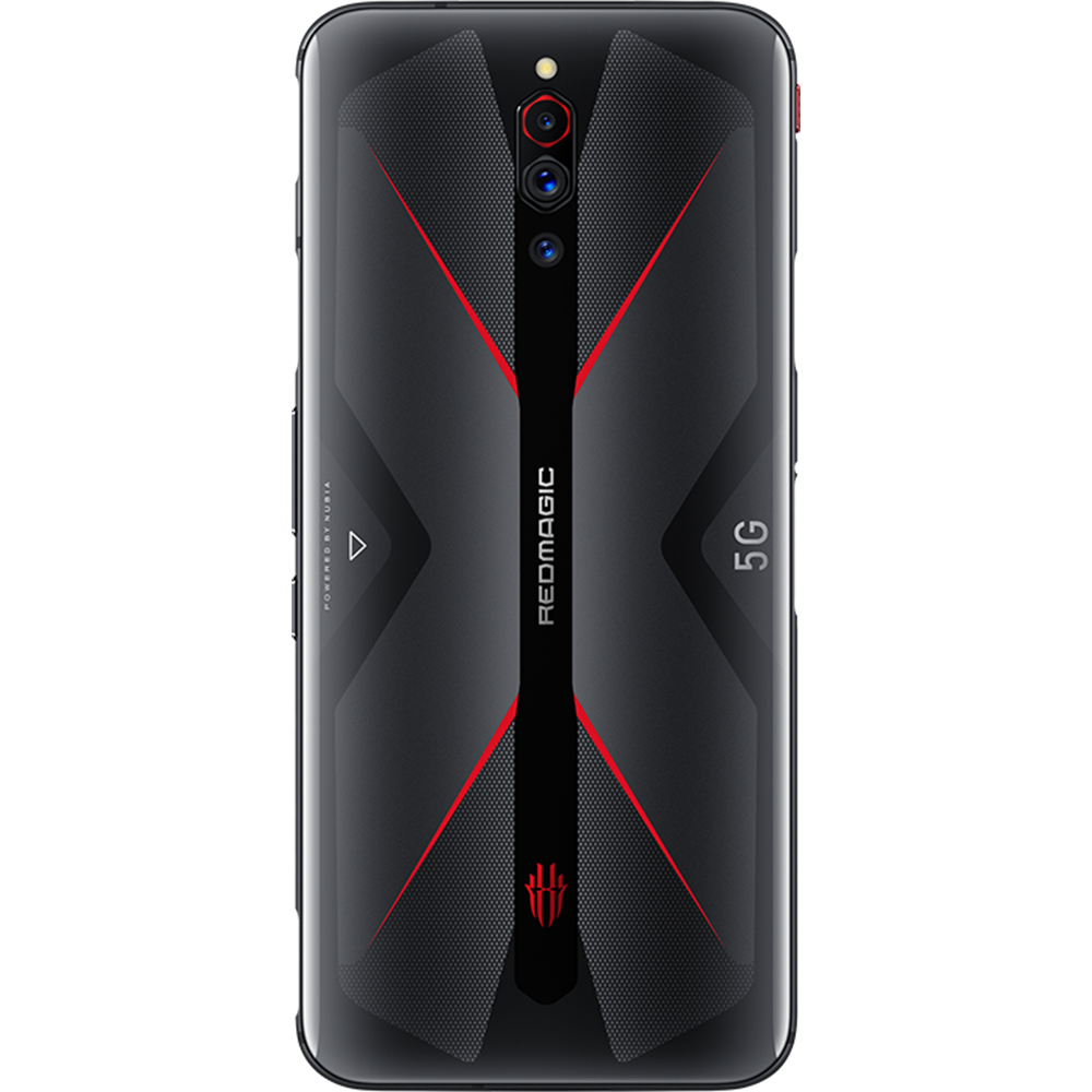 Nubia Red Magic Dual Sim Fizic 128GB 5G Negru Eclipse Black 12GB RAM