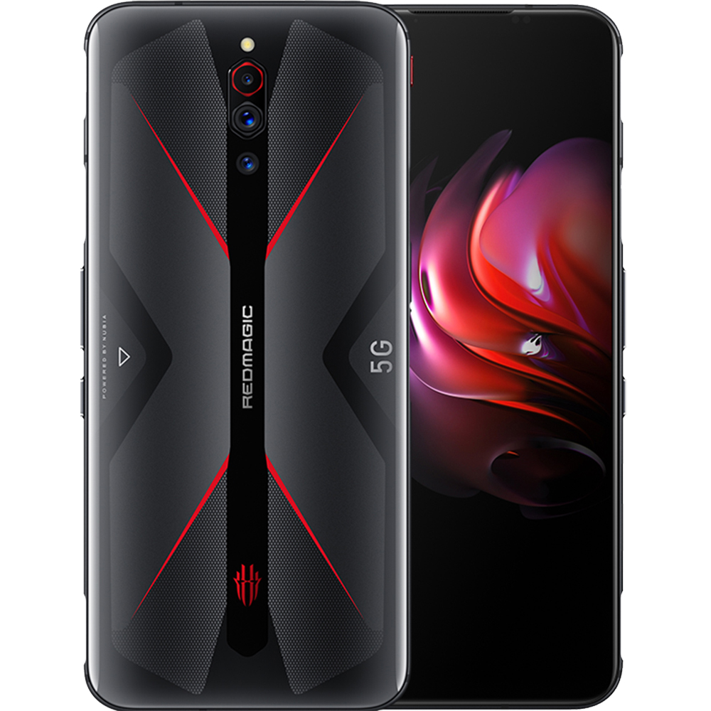 Nubia Red Magic Dual Sim Fizic 256GB 5G Negru 12GB RAM