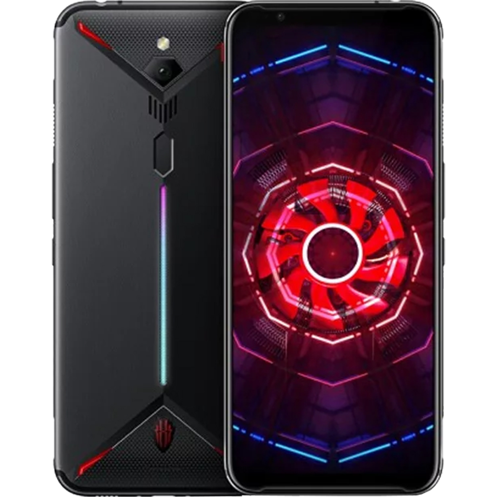 Nubia Red Magic Mars 3 2019  Dual Sim 128GB LTE 4G Negru  8GB RAM