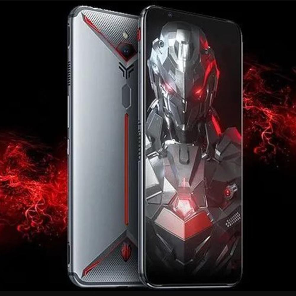 Nubia Red Magic Mars 3S  Dual Sim 128GB LTE 4G Argintiu  8GB RAM