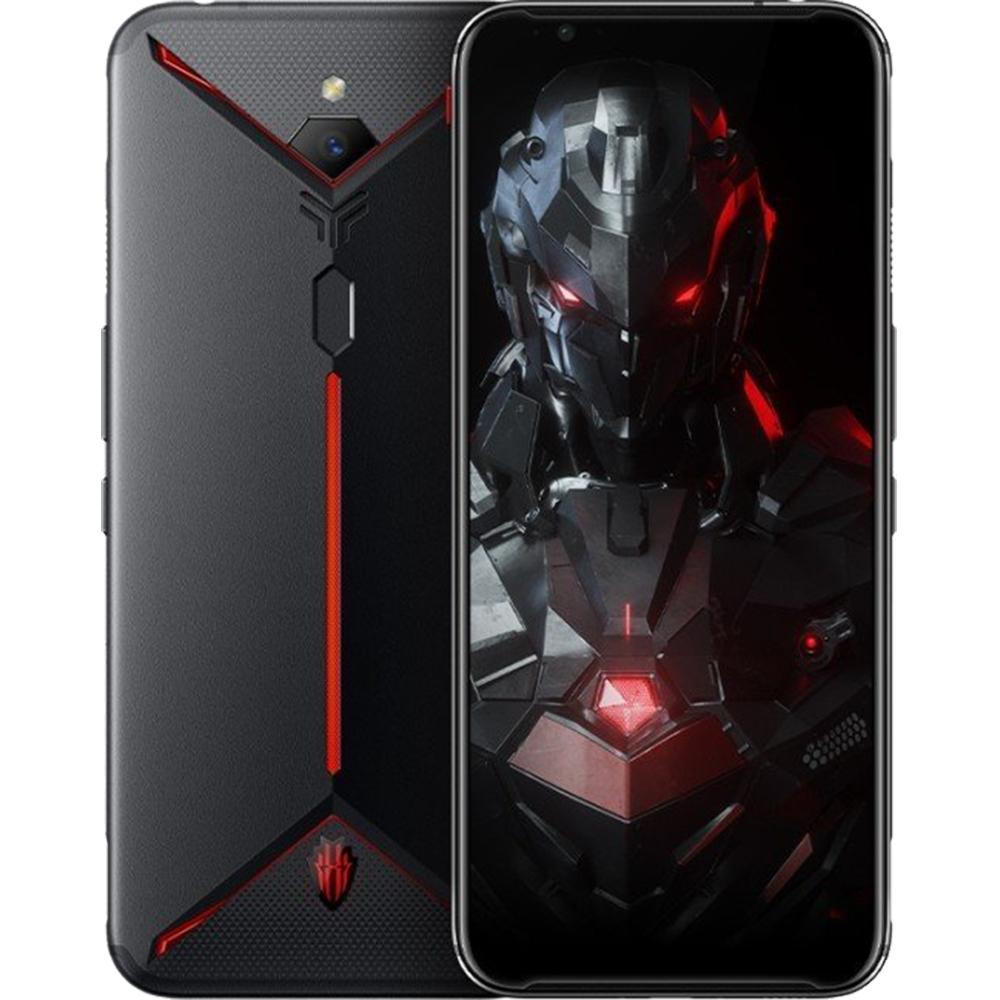 Nubia Red Magic Mars 3S Dual Sim Fizic 256GB LTE 4G Negru 12GB RAM