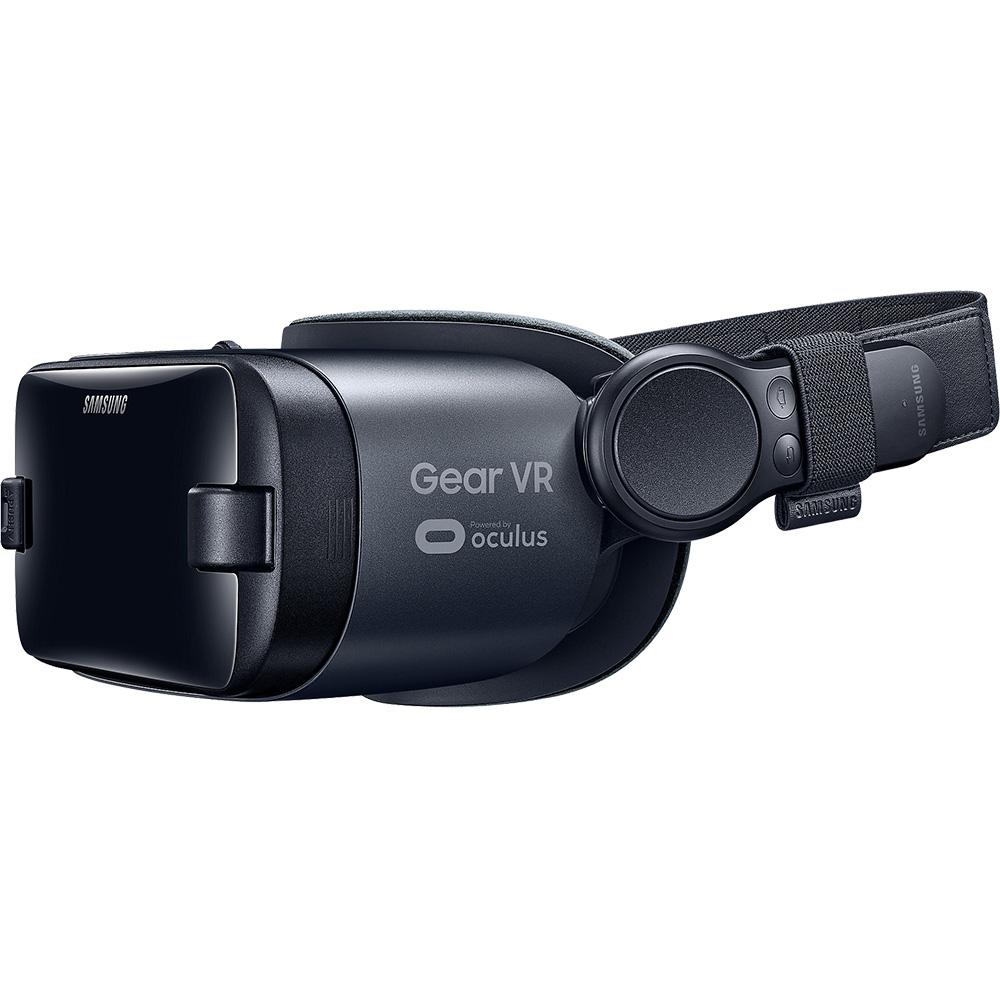 Ochelari Inteligenti Gear VR 3 Cu Telecomanda Negru