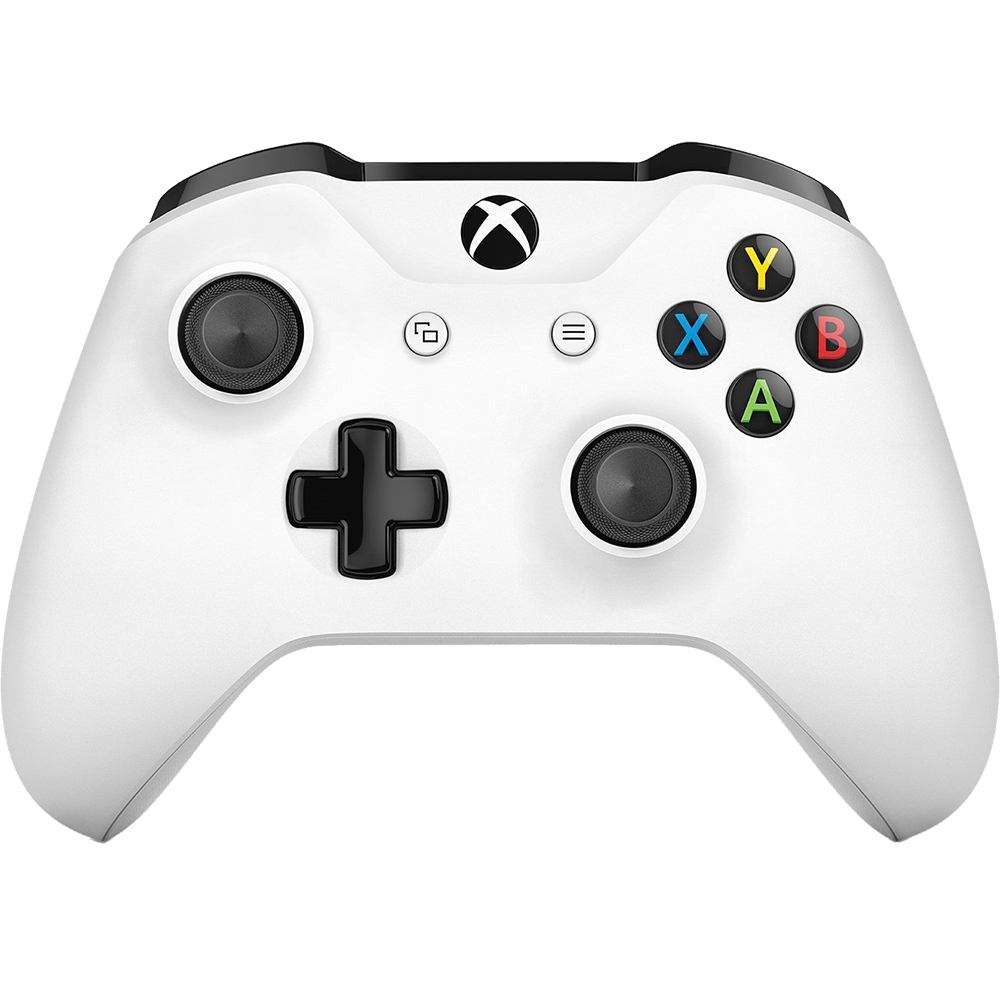 Controller Wireless MICROSOFT Xbox One Alb