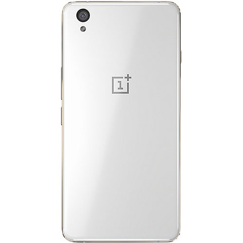 ONE PLUS X Dual Sim 16GB LTE 4G Alb Auriu