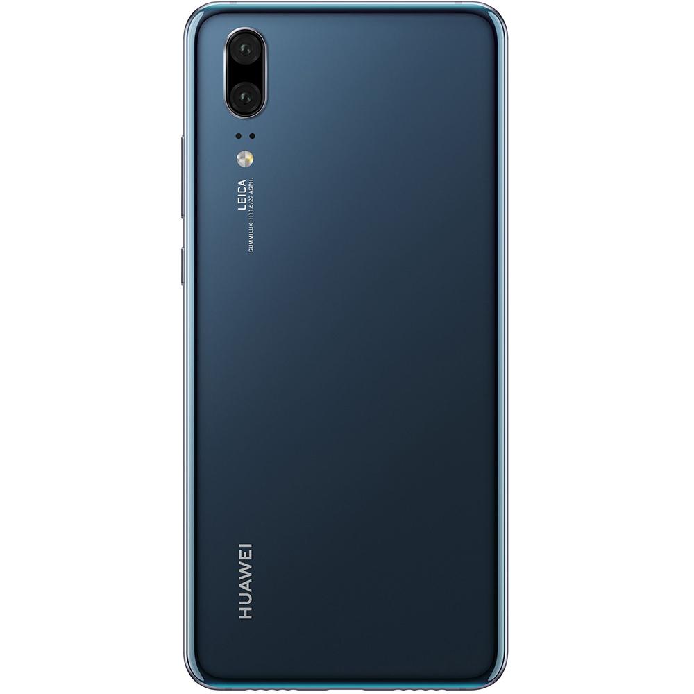 P20 Dual Sim Fizic 128GB LTE 4G Albastru