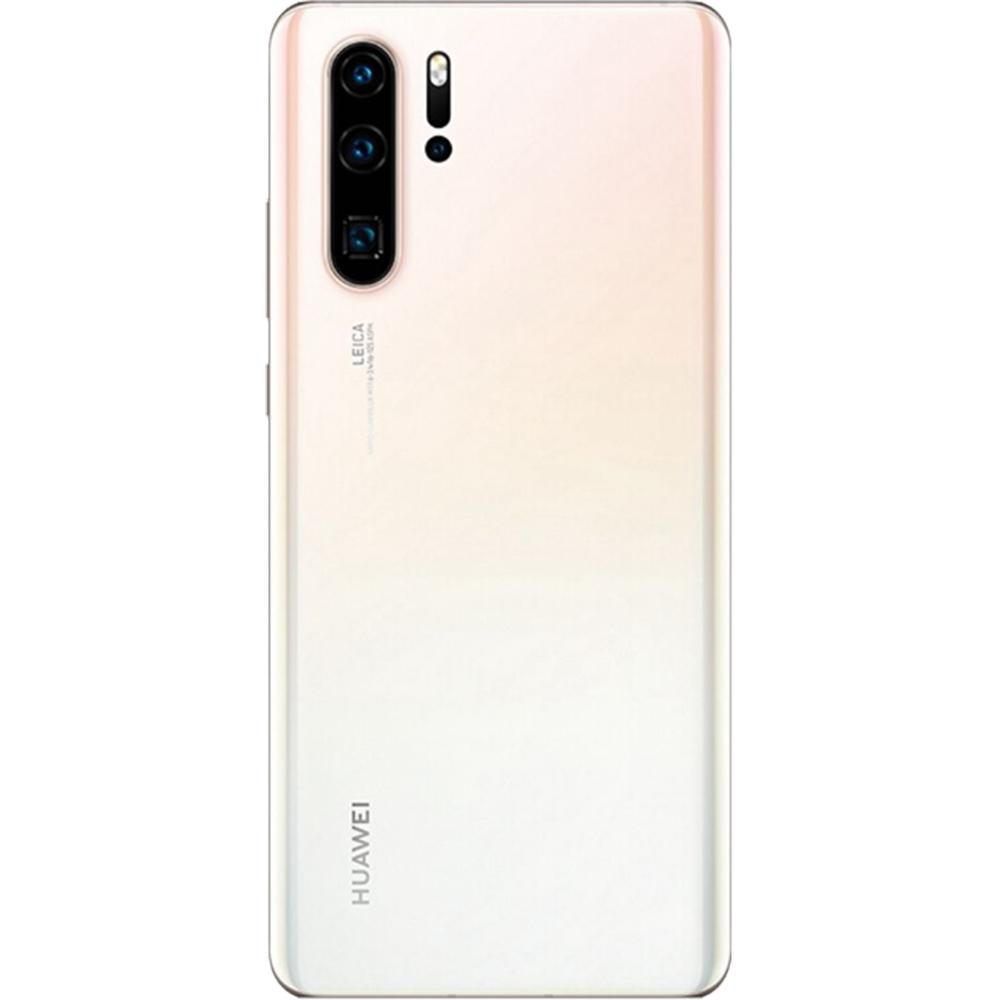 P30 Pro Dual Sim Fizic 128GB LTE 4G Alb Pearl White 8GB RAM