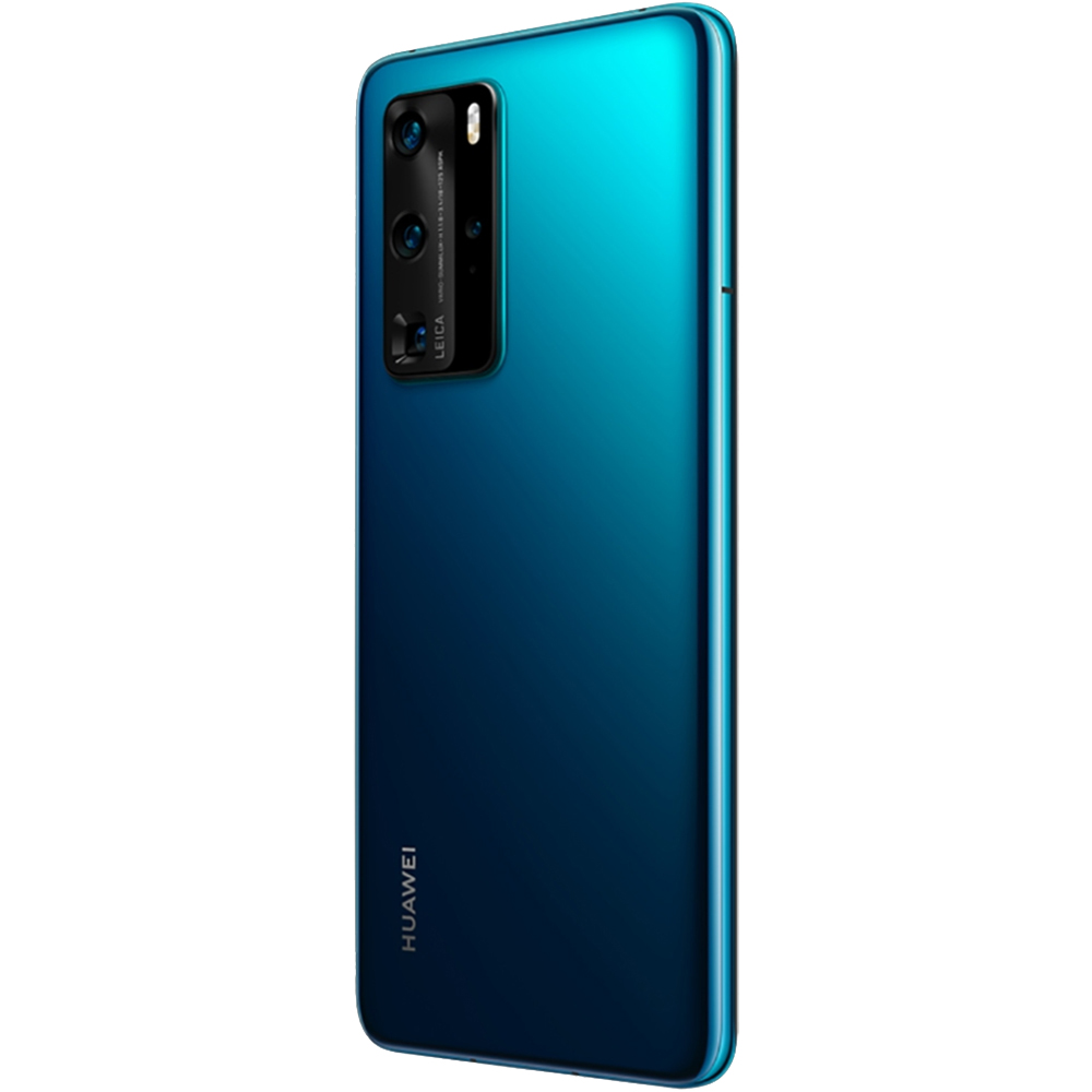 P40 Pro Dual Sim Fizic 256GB 5G Albastru Sea Blue 8GB RAM