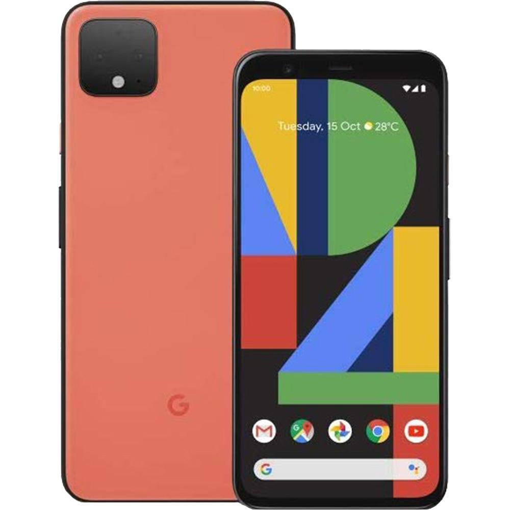 Pixel 4 64GB LTE 4G Portocaliu 6GB RAM