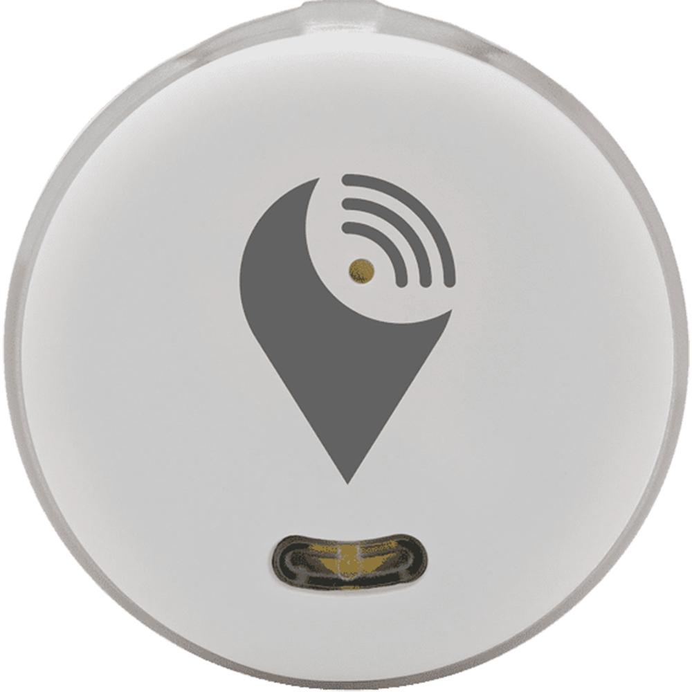 Pixel Dispozitiv De Localizare Bluetooth Alb