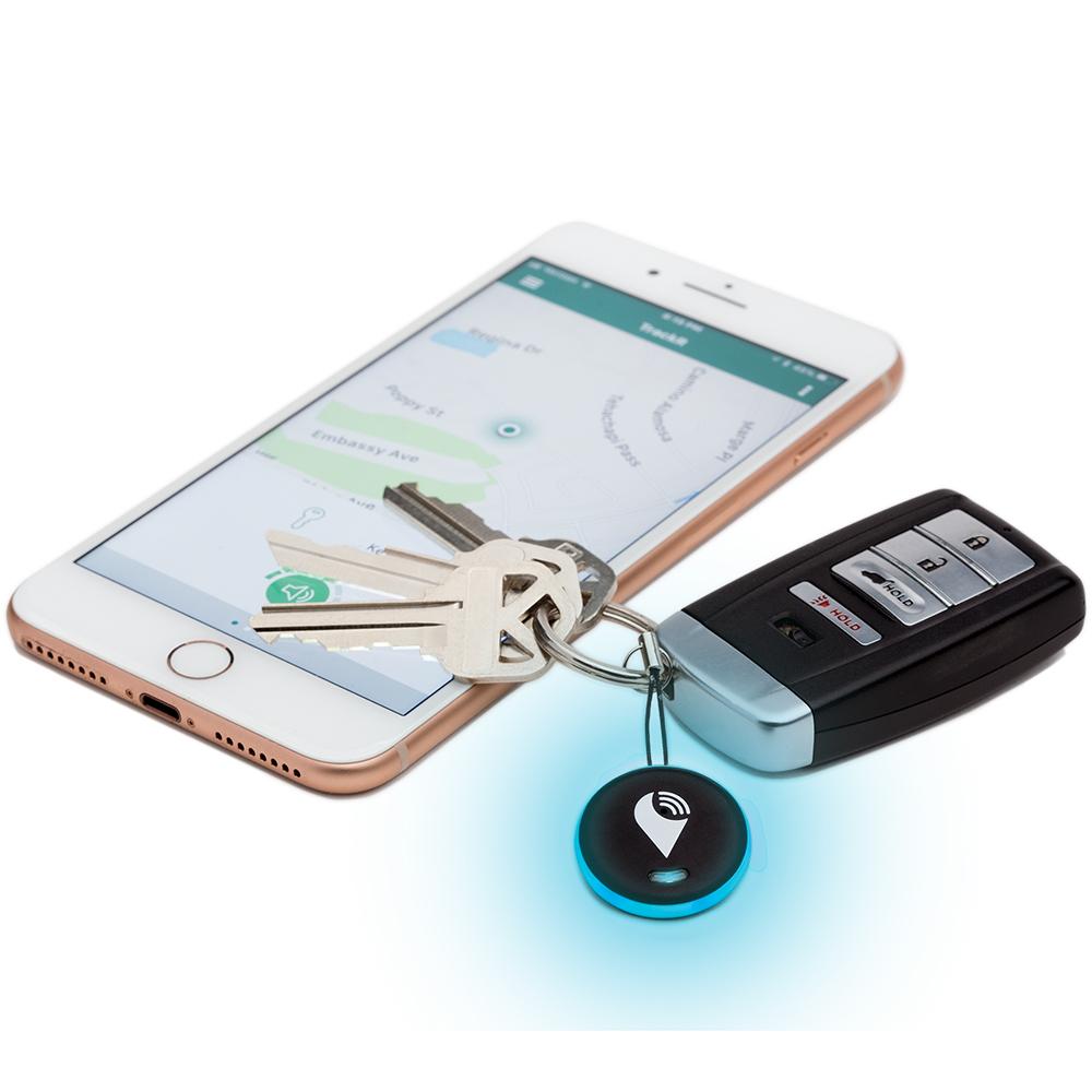 Smart Tag Dispozitiv Bluetooth De Localizare Pentru Copii, Obiecte Si Animale, Negru