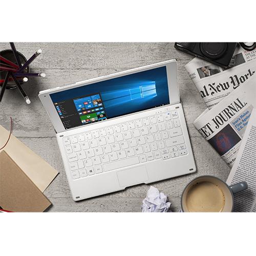 Plus 10 32GB Alb + Tastatura