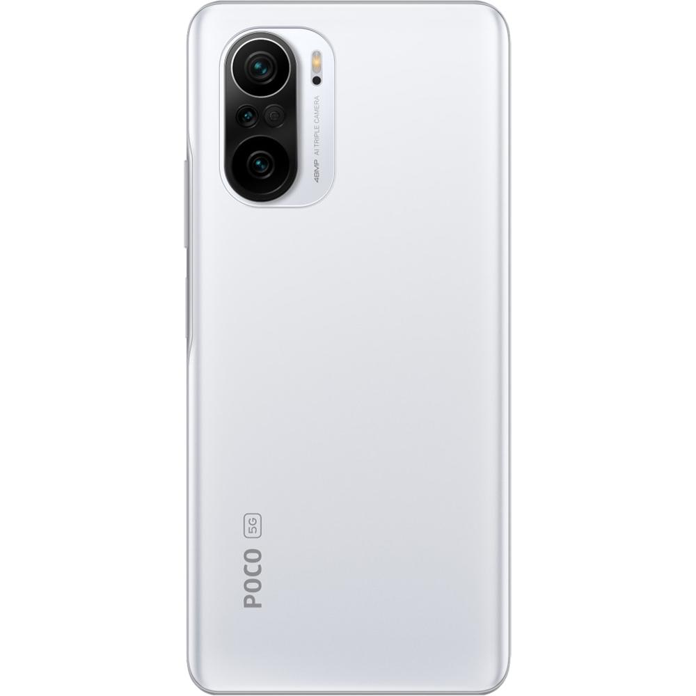 Poco F3 Dual Sim Fizic 256GB 5G Alb Arctic White 8GB RAM