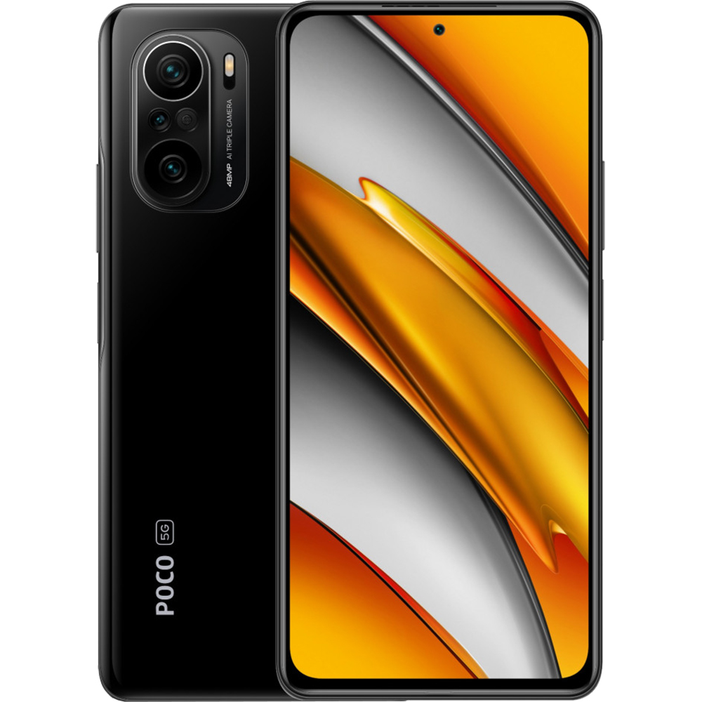 Poco F3 Dual Sim Fizic 256GB 5G Negru Night Black 8GB RAM