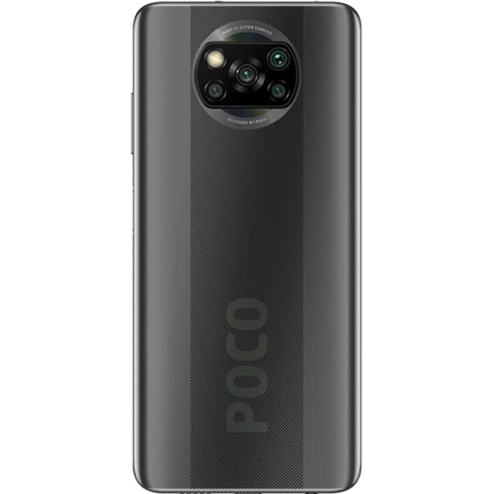 Poco X3 Dual Sim Fizic 128GB LTE 4G Gri NFC 6GB RAM
