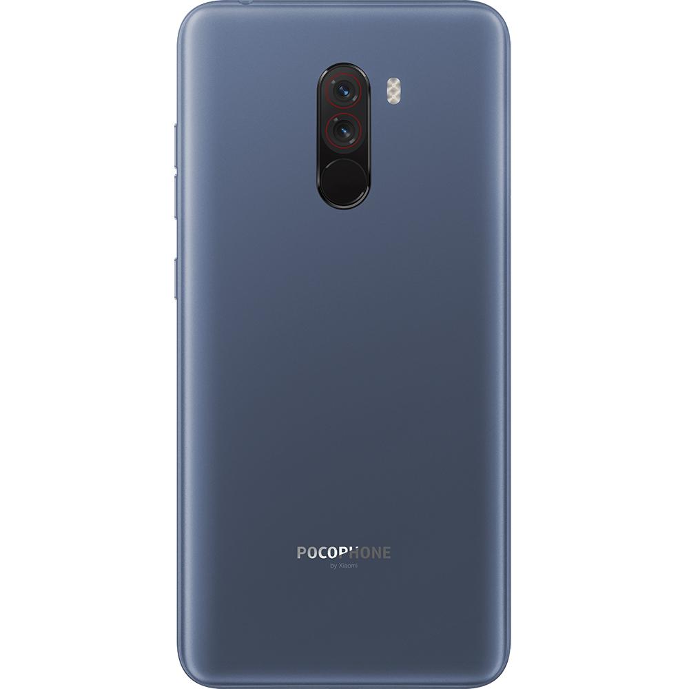 Pocophone F1 Dual Sim Fizic 128GB LTE 4G Albastru 6GB RAM