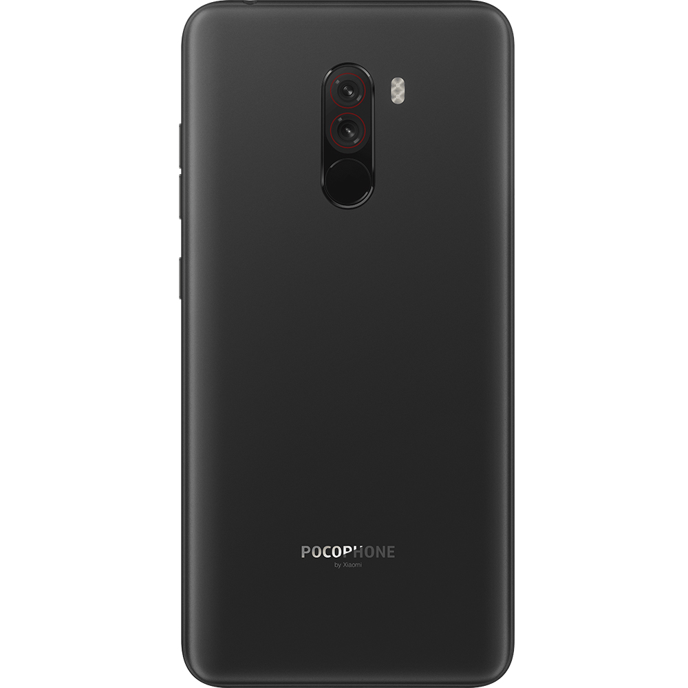 Pocophone F1  Dual Sim 64GB LTE 4G Negru  6GB RAM