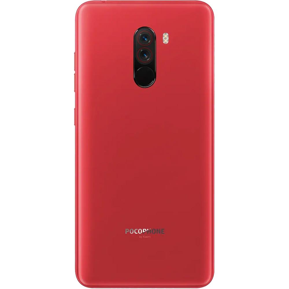 Pocophone F1  Dual Sim 64GB LTE 4G Rosu  6GB RAM