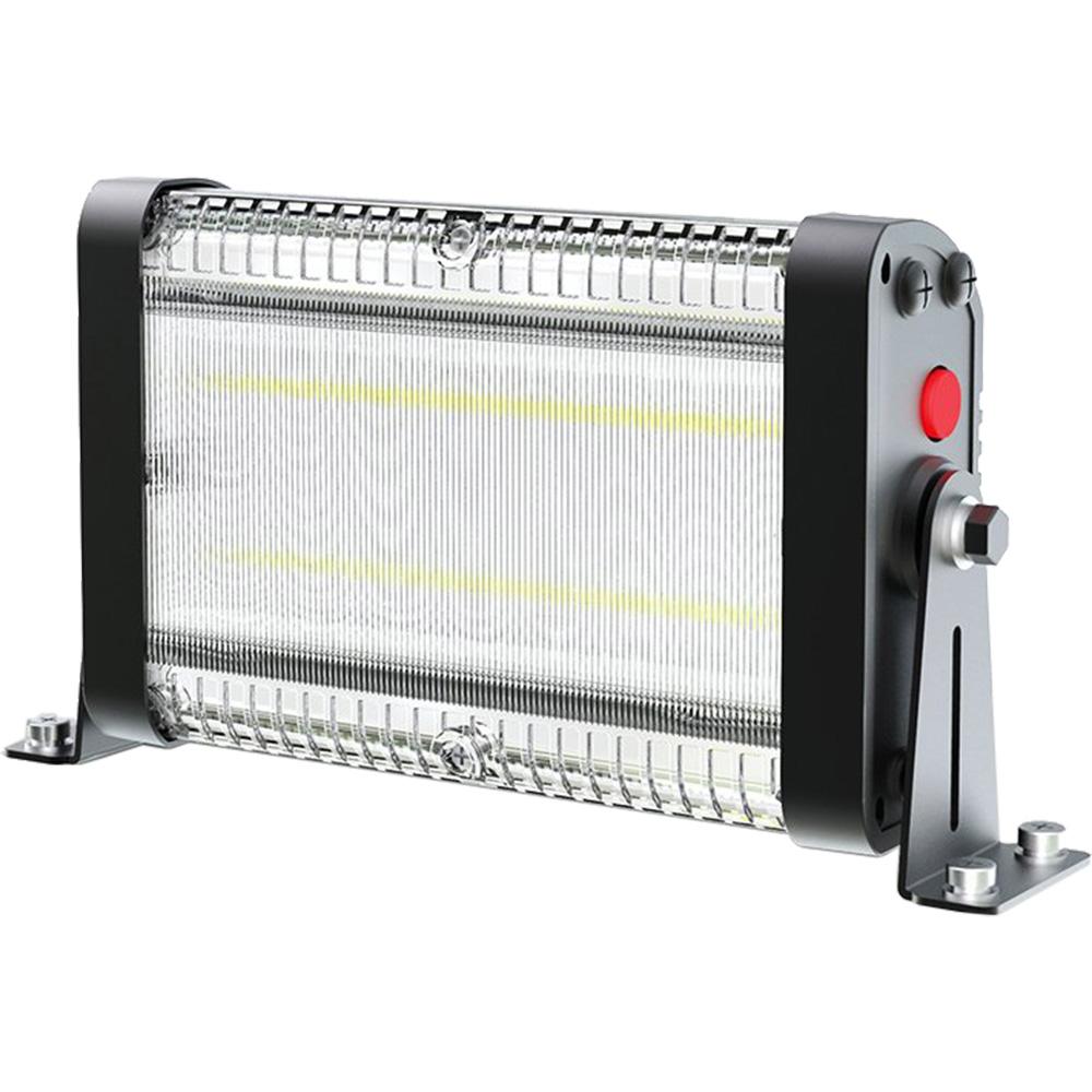 Proiector Cu Incarcare Solara Si Senzor De Miscare 10W