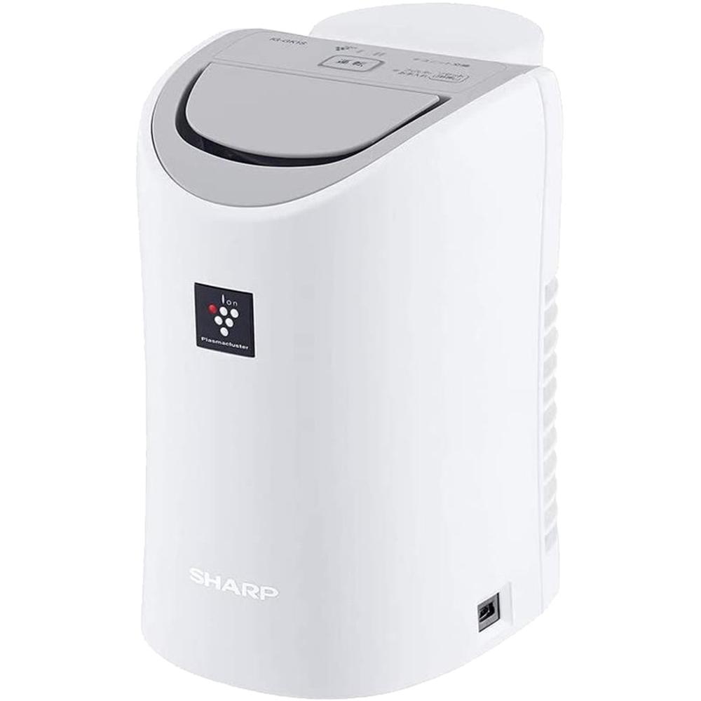 Purificator Personal Moisturizing Ionizer Alb