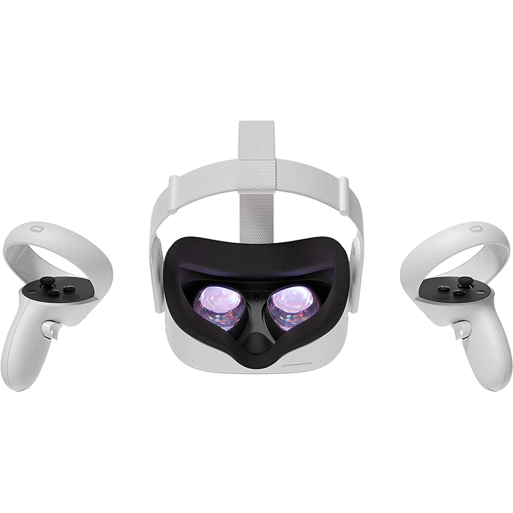 Quest 2 256GB Advanced All-in-one Virtual Reality Headset Alb