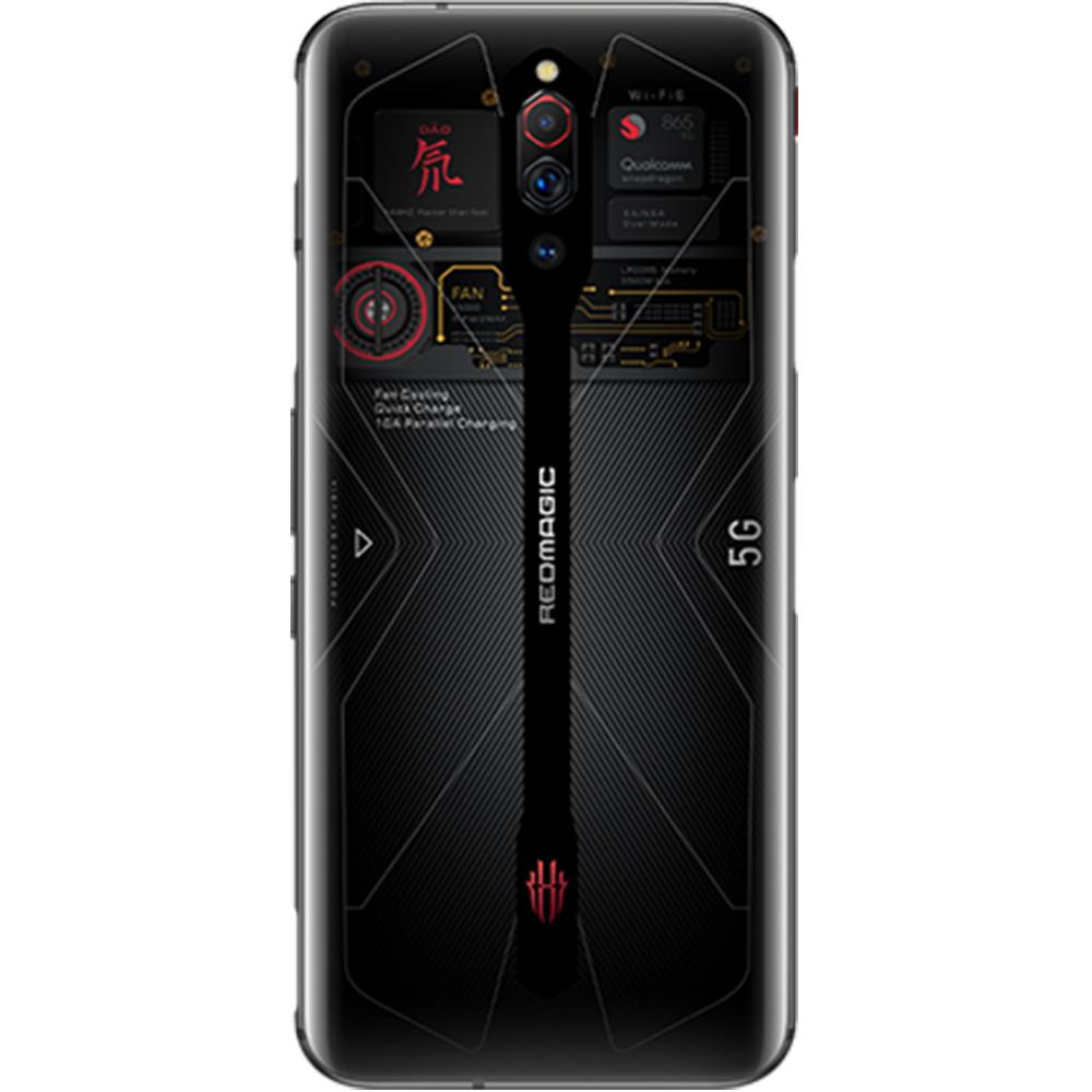 Red Magic Dual Sim Fizic 256GB 5G Transparent Edition 12GB RAM