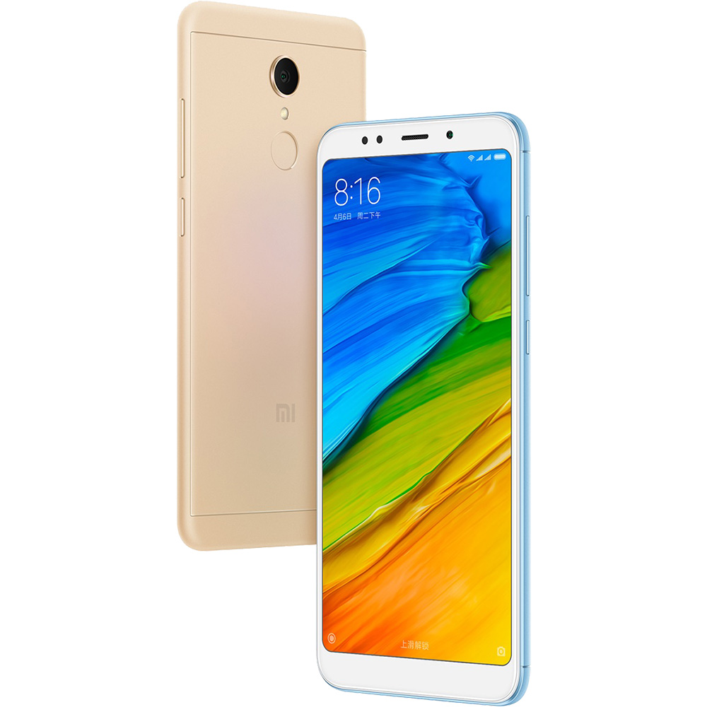 Redmi 5 Plus  Dual Sim 64GB LTE 4G Auriu  4GB RAM