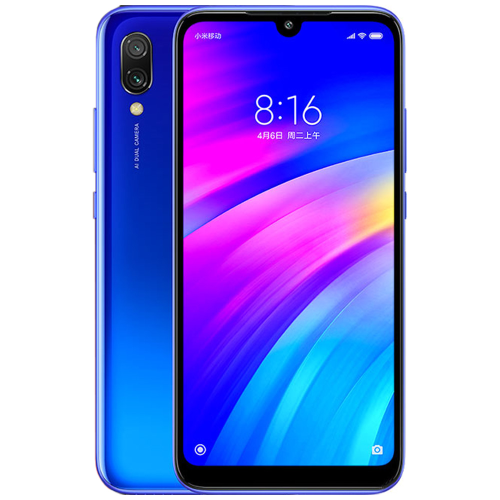 Redmi 7 Dual Sim 32GB LTE 4G Albastru 3GB RAM