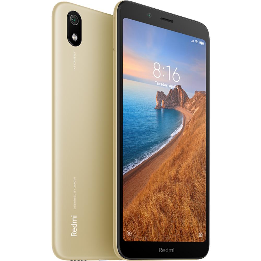 Redmi 7A Dual Sim Fizic 32GB LTE 4G Auriu 3GB RAM