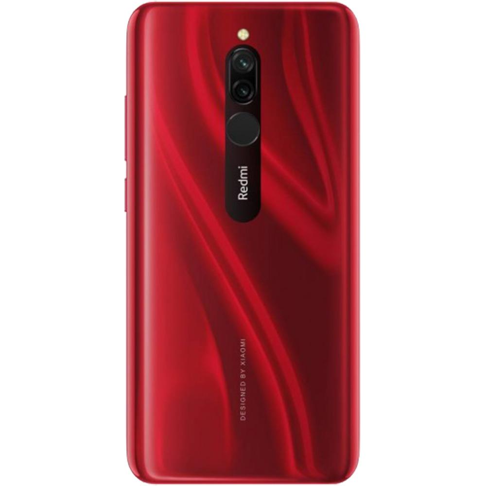 Redmi 8  Dual Sim 64GB LTE 4G Rosu  4GB RAM