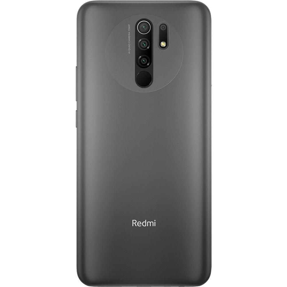 Redmi 9 Dual Sim Fizic 64GB LTE 4G Gri 4GB RAM