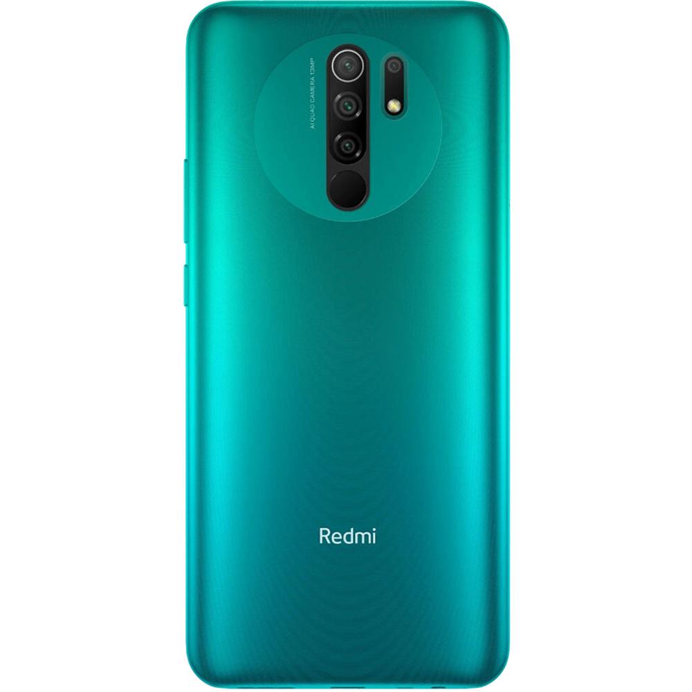 Redmi 9 Dual Sim Fizic 64GB LTE 4G Verde Ocean Green 4GB RAM
